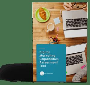 "Cover of ""Digital Marketing Capabilities Assessment Tool"" ebook"