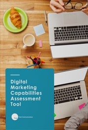 Digital Marketing capabilities Assessment Tool ebook
