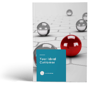 "Cover of ""Your Ideal Customer"" e-book"